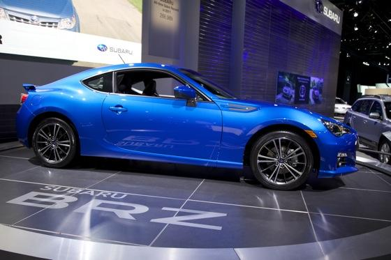 2013 Subaru BRZ: Detroit Auto Show featured image large thumb10
