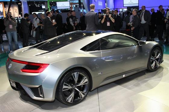 Acura Tsx Redesign 2014.html | Autos Weblog