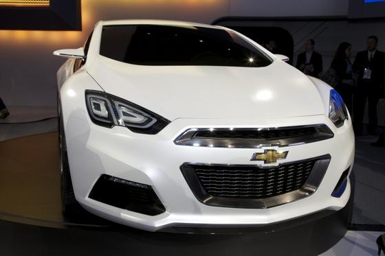 Chevrolet Tru 140S Concept: Detroit Auto Show featured image large thumb1
