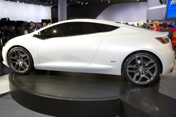 Chevrolet Tru 140S Concept: Detroit Auto Show featured image large thumb2