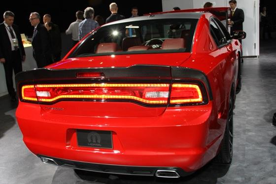 Dodge Charger Redline: Detroit Auto Show featured image large thumb4