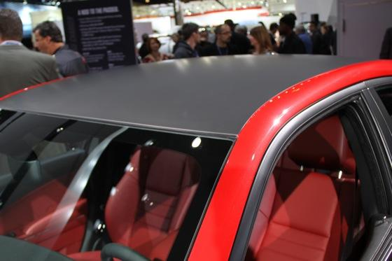 Dodge Charger Redline: Detroit Auto Show featured image large thumb5
