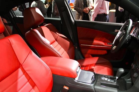 Dodge Charger Redline: Detroit Auto Show featured image large thumb9