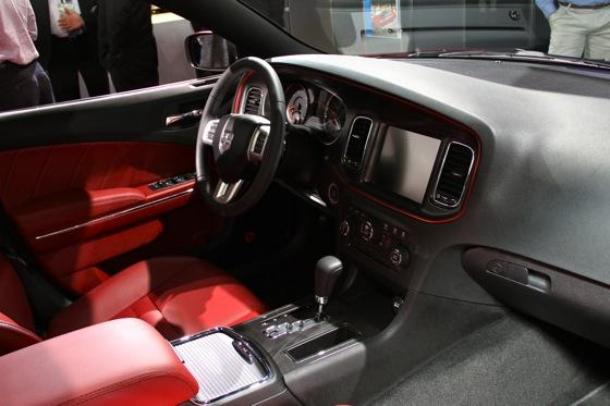 Dodge Charger Redline: Detroit Auto Show featured image large thumb10