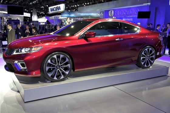 2013 Honda Accord Coupe Concept: Detroit Auto Show featured image large thumb6