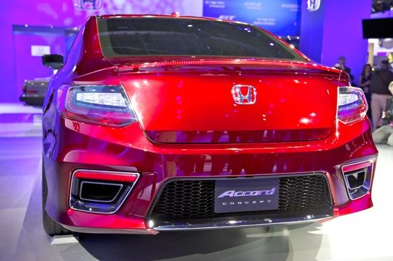 2013 Honda Accord Coupe Concept: Detroit Auto Show featured image large thumb9