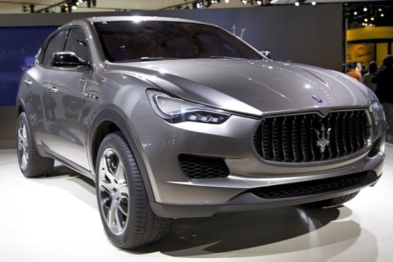 Maserati Kubang Concept: Detroit Auto Show featured image large thumb1