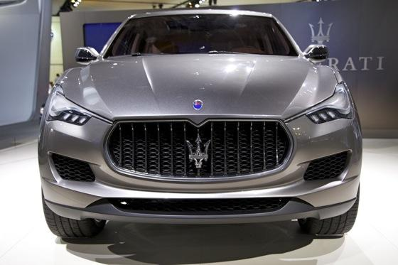 Maserati Kubang Concept: Detroit Auto Show featured image large thumb2