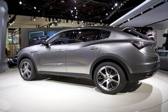 Maserati Kubang Concept: Detroit Auto Show featured image large thumb4