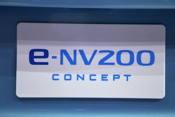 Nissan E-NV200 Concept: Detroit Auto Show featured image large thumb4