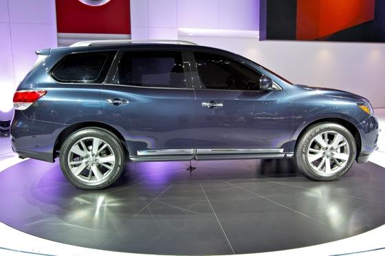 Nissan Pathfinder Concept: Detroit Auto Show featured image large thumb1