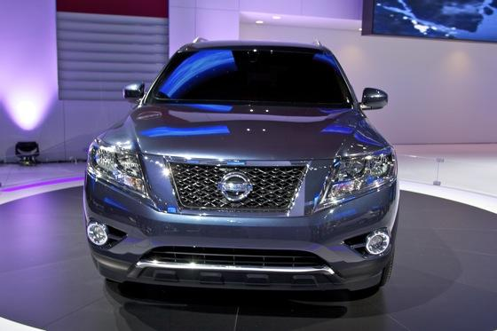 Nissan Pathfinder Concept: Detroit Auto Show featured image large thumb4