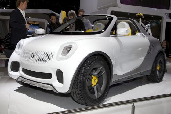 Smart ForUs Concept: Detroit Auto Show featured image large thumb0
