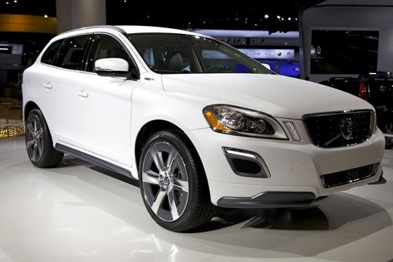 Volvo XC60 Plug-In Hybrid Concept: Detroit Auto Show featured image large thumb5