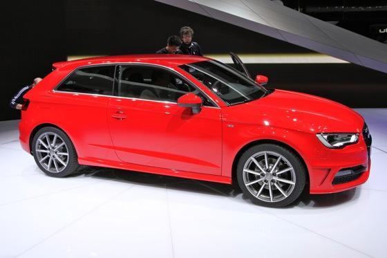 2013 Audi A3: Geneva Auto Show featured image large thumb0