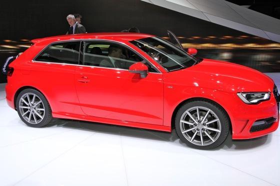 2013 Audi A3: Geneva Auto Show featured image large thumb1