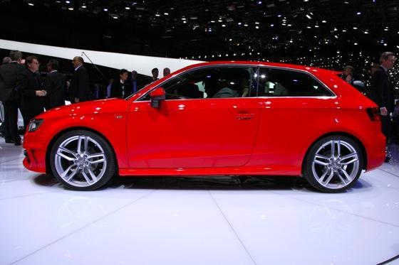 2013 Audi A3: Geneva Auto Show featured image large thumb7