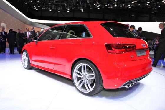 2013 Audi A3: Geneva Auto Show featured image large thumb8
