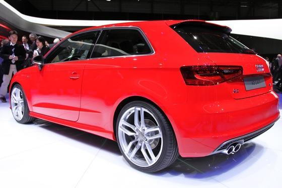 2013 Audi A3: Geneva Auto Show featured image large thumb9