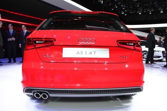2013 Audi A3: Geneva Auto Show featured image large thumb10