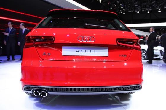 2013 Audi A3: Geneva Auto Show featured image large thumb11