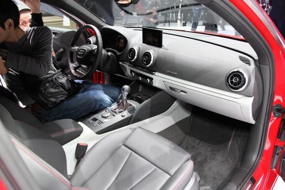 2013 Audi A3: Geneva Auto Show featured image large thumb12