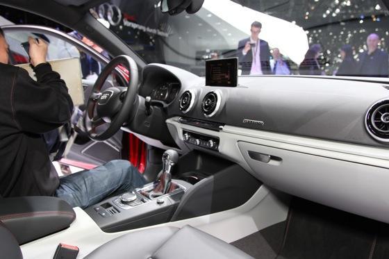 2013 Audi A3: Geneva Auto Show featured image large thumb16