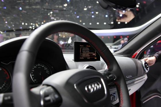 2013 Audi A3: Geneva Auto Show featured image large thumb18