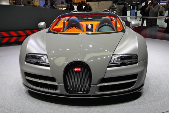 Bugatti Veyron 16.4 Grand Sport Vitesse: Geneva Auto Show featured image large thumb2