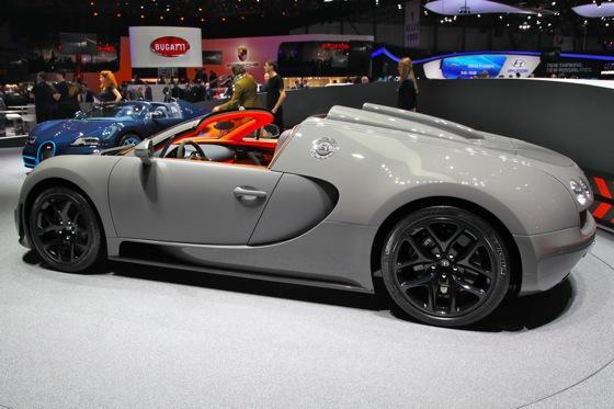 Bugatti Veyron 16.4 Grand Sport Vitesse: Geneva Auto Show featured image large thumb4