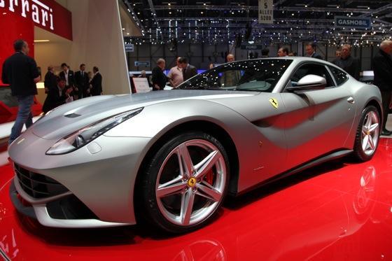 2013 Ferrari F12 Berlinetta: Geneva Auto Show featured image large thumb0