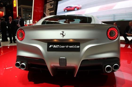 2013 Ferrari F12 Berlinetta: Geneva Auto Show featured image large thumb4
