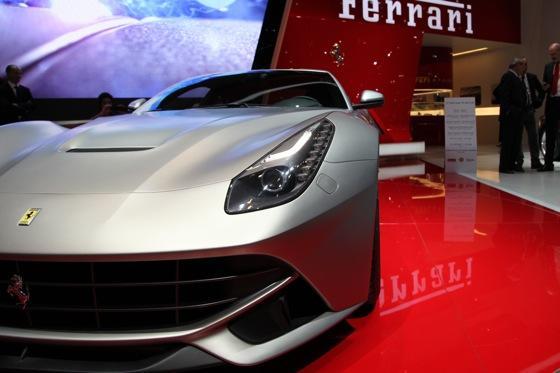 2013 Ferrari F12 Berlinetta: Geneva Auto Show featured image large thumb10