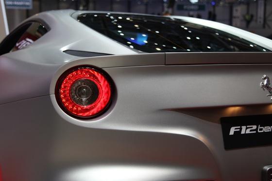2013 Ferrari F12 Berlinetta: Geneva Auto Show featured image large thumb13