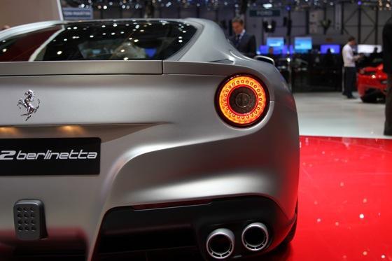 2013 Ferrari F12 Berlinetta: Geneva Auto Show featured image large thumb14