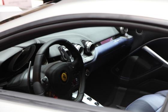 2013 Ferrari F12 Berlinetta: Geneva Auto Show featured image large thumb18