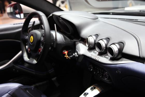 2013 Ferrari F12 Berlinetta: Geneva Auto Show featured image large thumb20