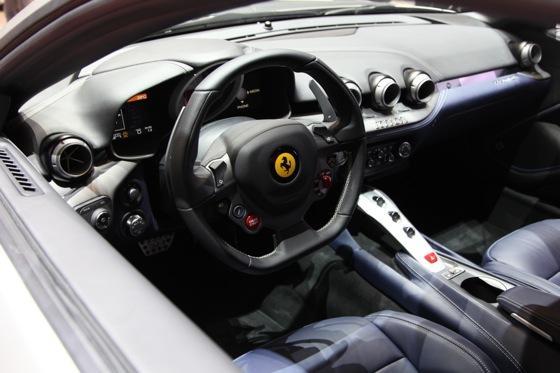 2013 Ferrari F12 Berlinetta: Geneva Auto Show featured image large thumb21