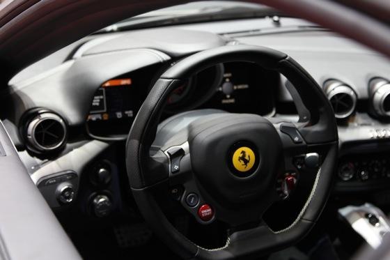 2013 Ferrari F12 Berlinetta: Geneva Auto Show featured image large thumb22