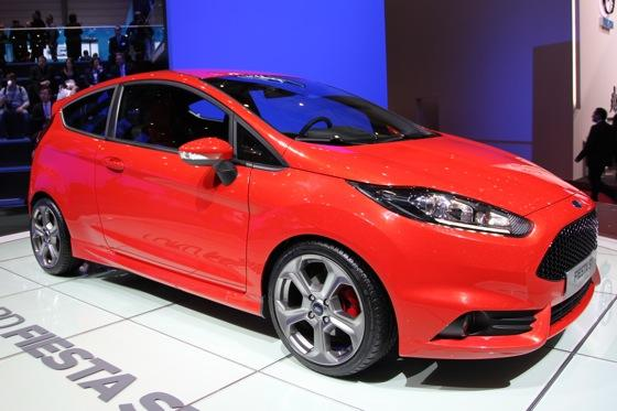 2013 Ford Fiesta ST: Geneva Auto Show featured image large thumb2