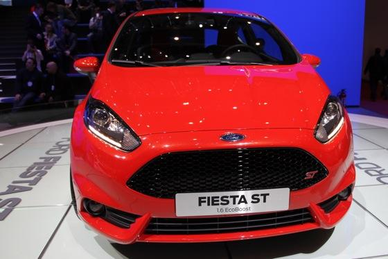 2013 Ford Fiesta ST: Geneva Auto Show featured image large thumb4