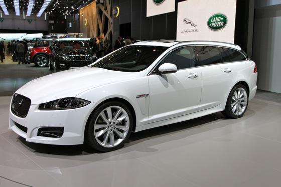 Jaguar XF Sportbrake: Geneva Auto Show featured image large thumb0