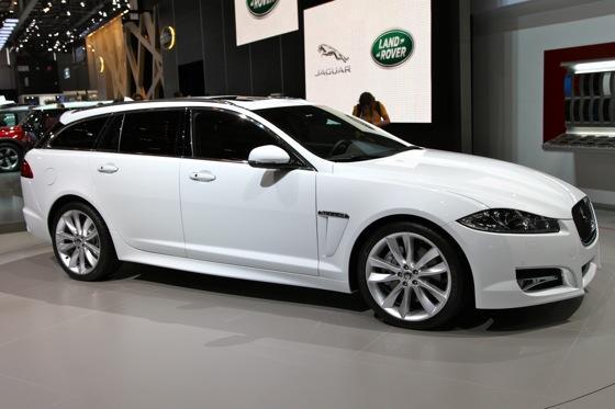 Jaguar XF Sportbrake: Geneva Auto Show featured image large thumb3