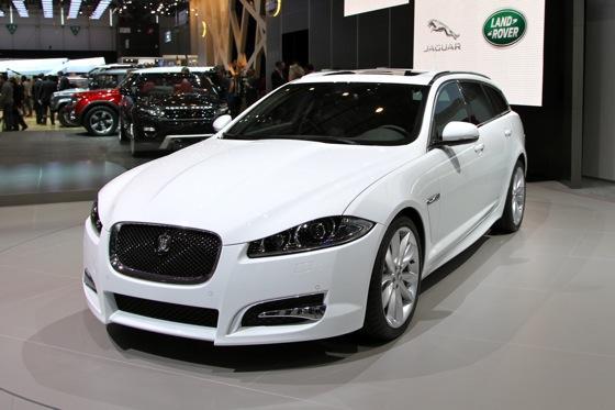 Jaguar XF Sportbrake: Geneva Auto Show featured image large thumb4