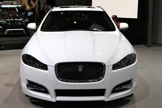 Jaguar XF Sportbrake: Geneva Auto Show featured image large thumb5