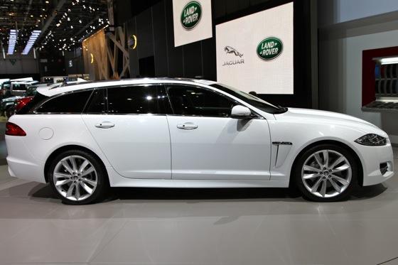 Jaguar XF Sportbrake: Geneva Auto Show featured image large thumb6