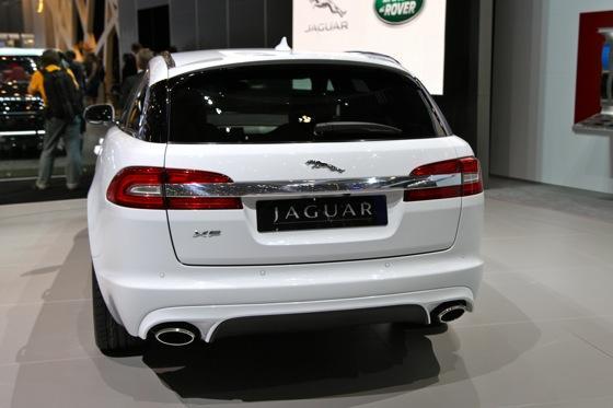 Jaguar XF Sportbrake: Geneva Auto Show featured image large thumb7
