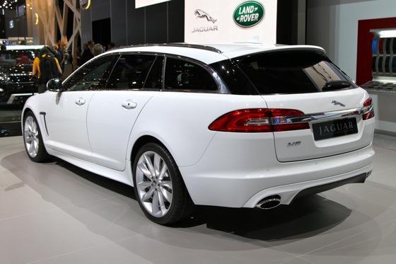Jaguar XF Sportbrake: Geneva Auto Show featured image large thumb8