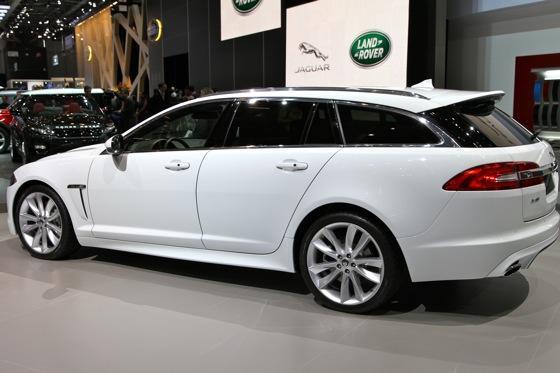 Jaguar XF Sportbrake: Geneva Auto Show featured image large thumb9