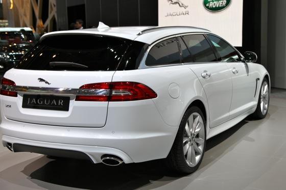 Jaguar XF Sportbrake: Geneva Auto Show featured image large thumb10